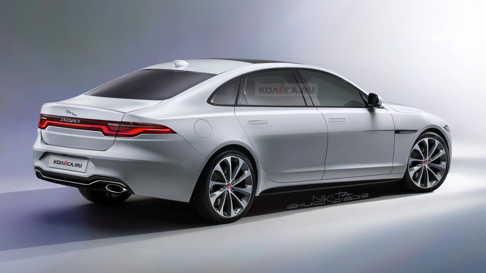 New Review 2022 Jaguar XJ