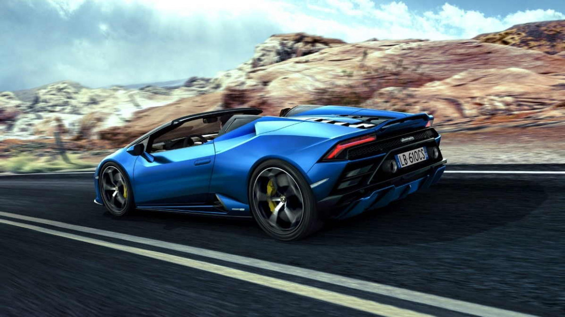 New Model and Performance 2022 Lamborghini Huracan