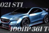 Specs 2022 Subaru Brz Sti